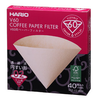V60 2 Cup (40pcs) White Papers - VCF-02-40W