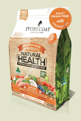 Ivory Coat - CHICKEN ADULT FOOD - 2kg