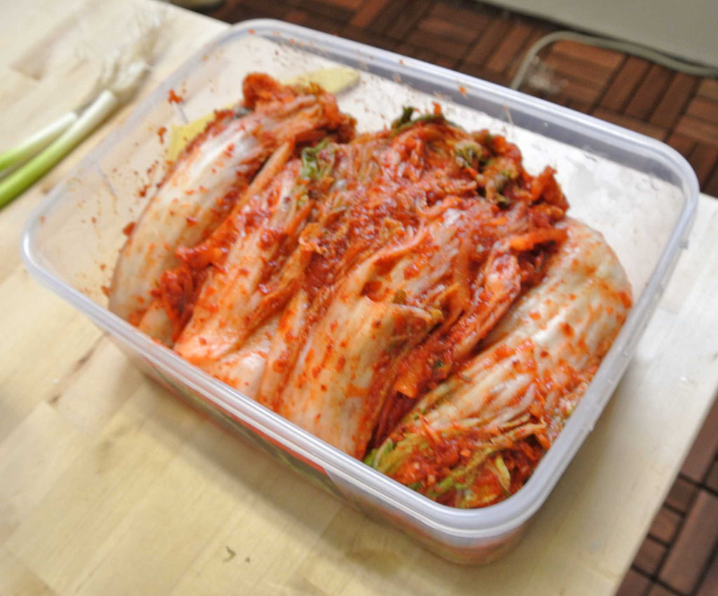 Kimchi Making Class in Burwood East