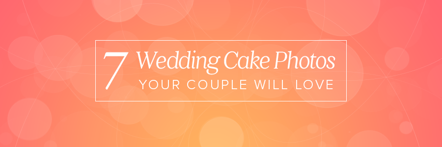 7 wedding cake photos your couple will love graphic
