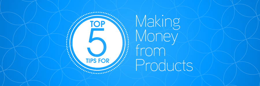 Top 5 tips for making money from products as a wedding photographer