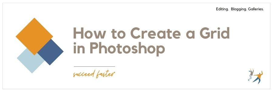 How to Create a Grid in Photoshop