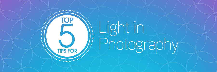 light in photography