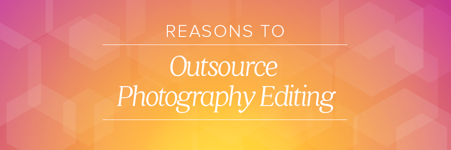 outsource photography editing