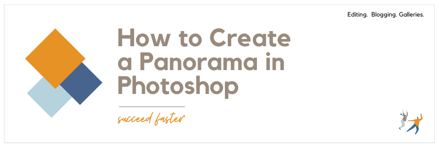 How to Create a Panorama in Photoshop