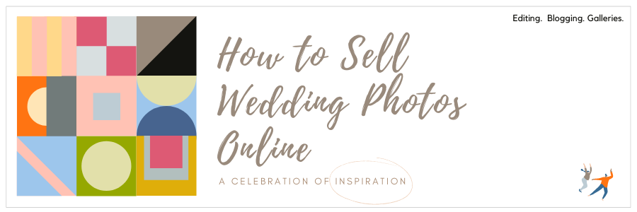 How to Sell Wedding Photos Online