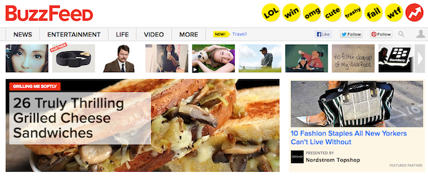 What Professional Photographers Can Learn from Buzzfeed.com