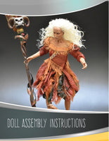 Digital Dollhouse Miniature Doll STL Files for 3D Printing 1:12 Scale