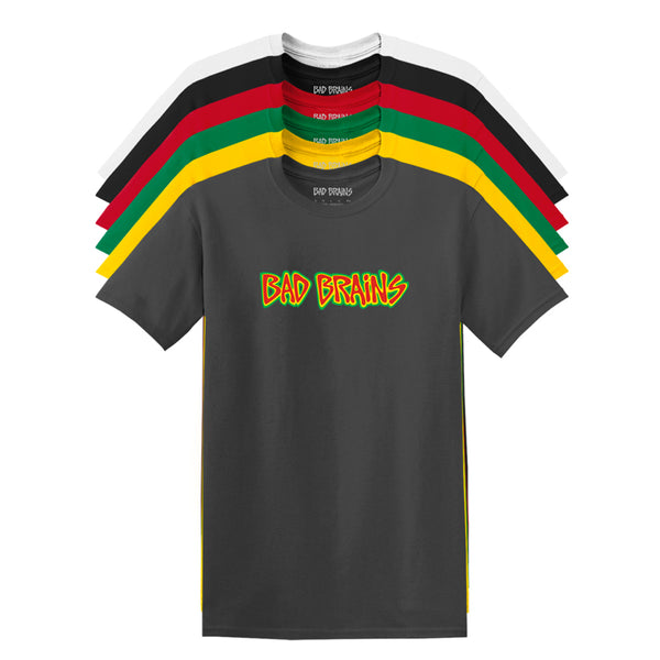 BAD BRAINS LOGO T-SHIRT