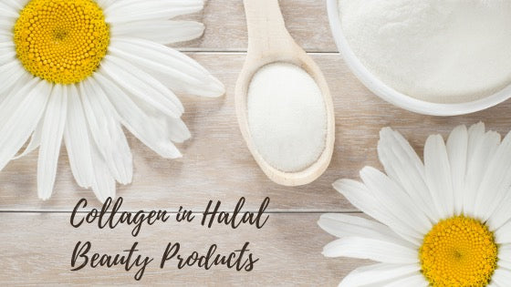 The Use of Collagen in Halal Skincare Products