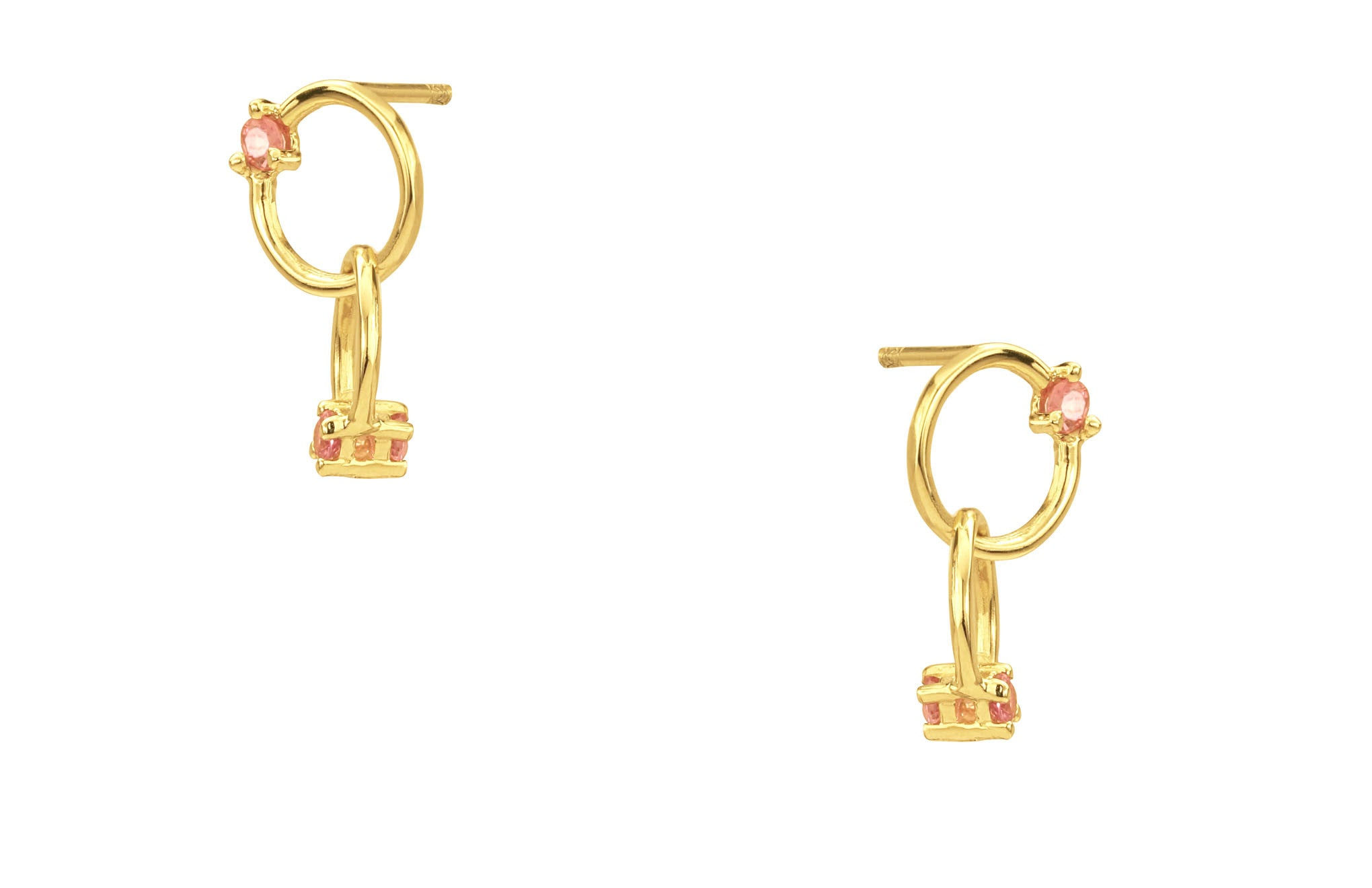 xs twisted lennse earrings isabel product circle