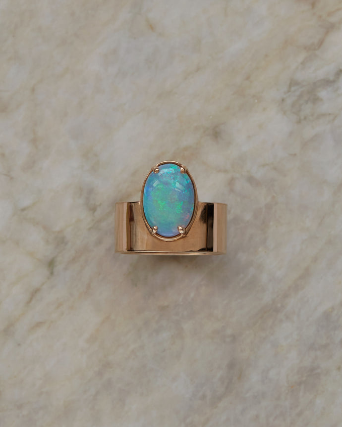 One of a Kind Opal Monolith No.2