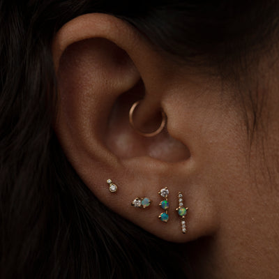 Level Earrings