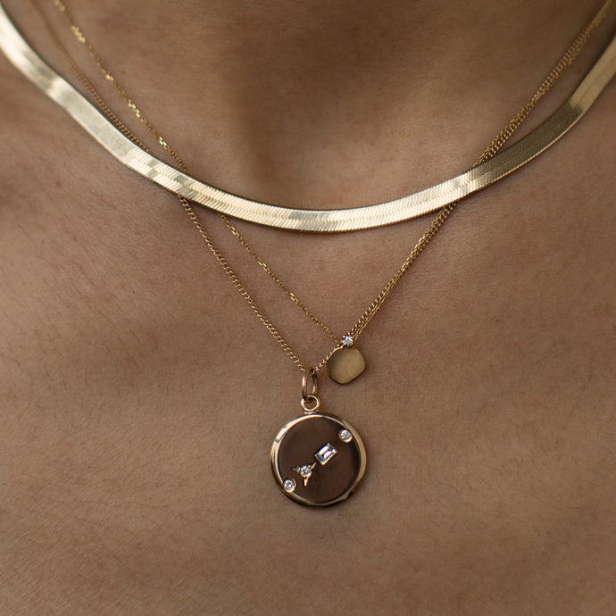 Small Rhodes Necklace