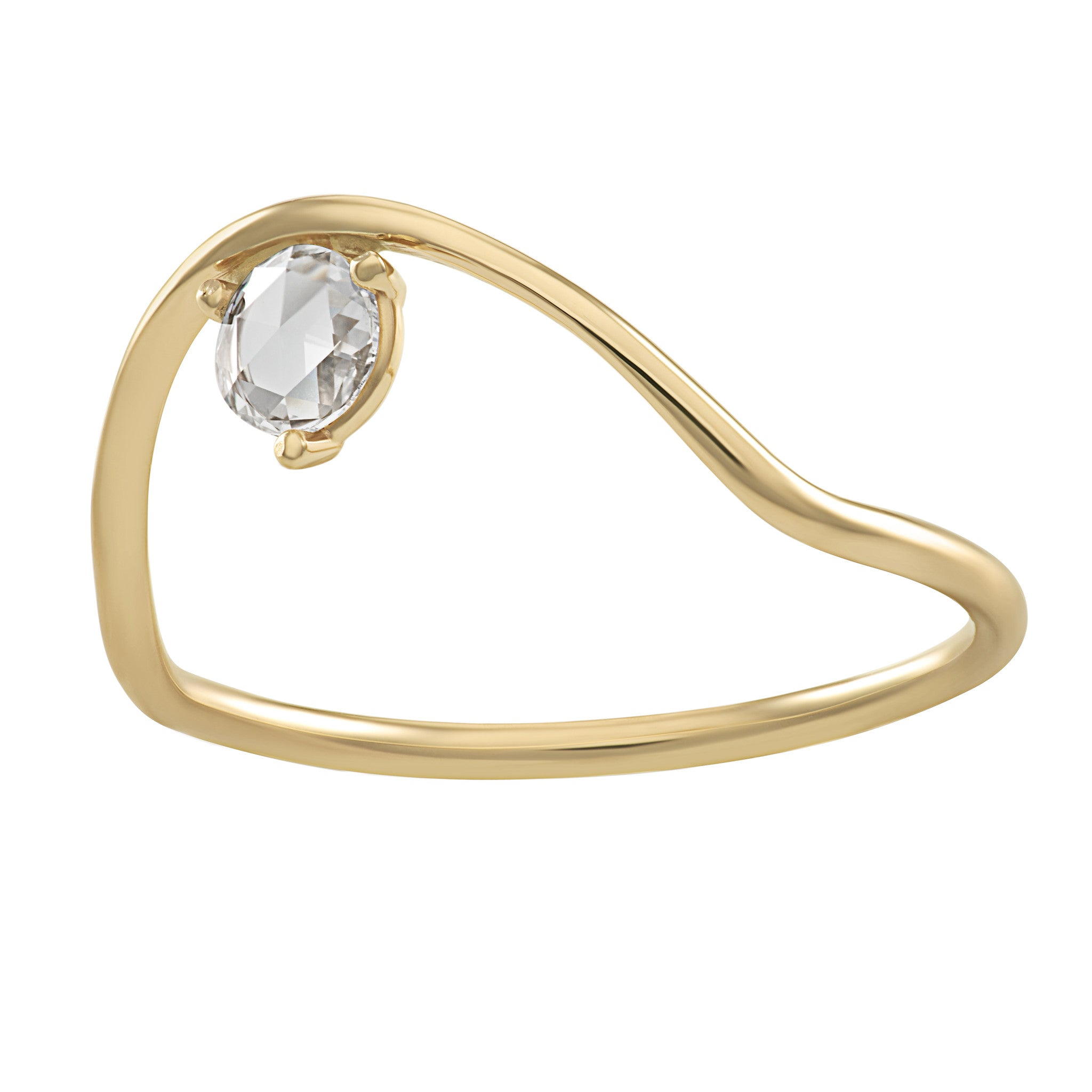 inspirational cushion lovely forevermark diamond rings of brown gold cut rosey unbelievable round engagement ring rose