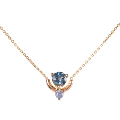 Limited Edition Nestled Sapphires Necklace