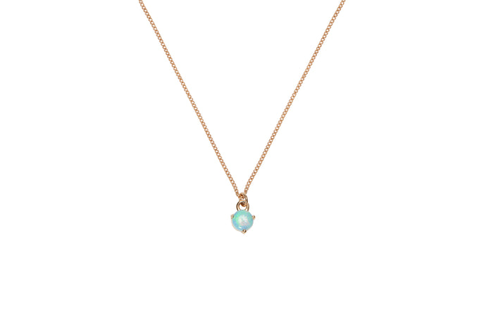 Limited Edition Small Opal Pendant