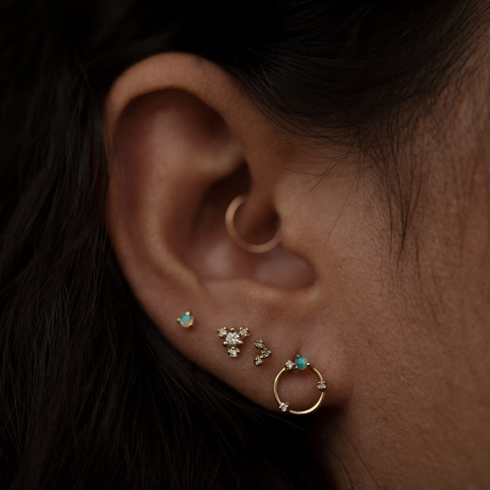 Freckle Earrings