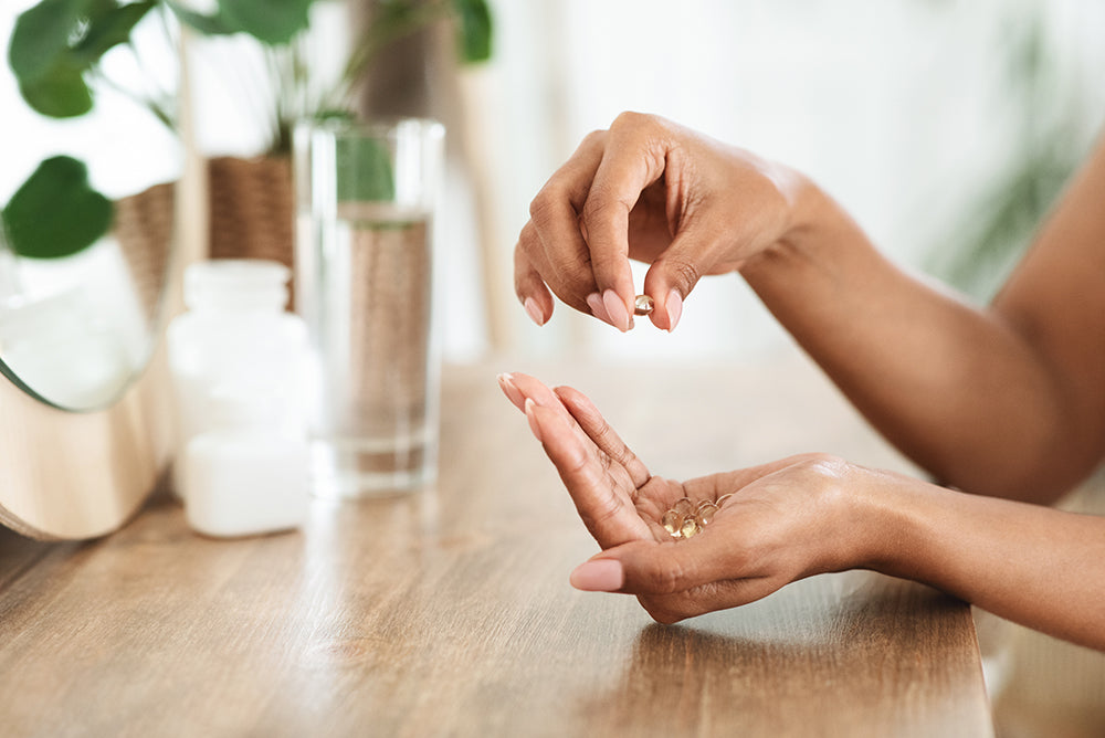 vitamins for strong healthy nails