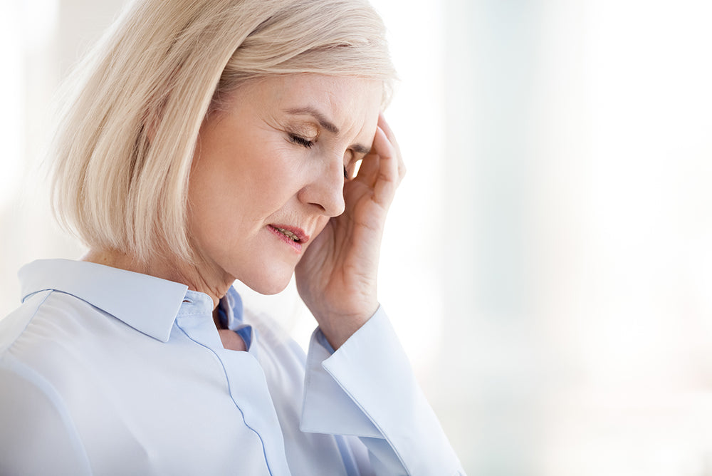 what causes brain fog and forgetfulness