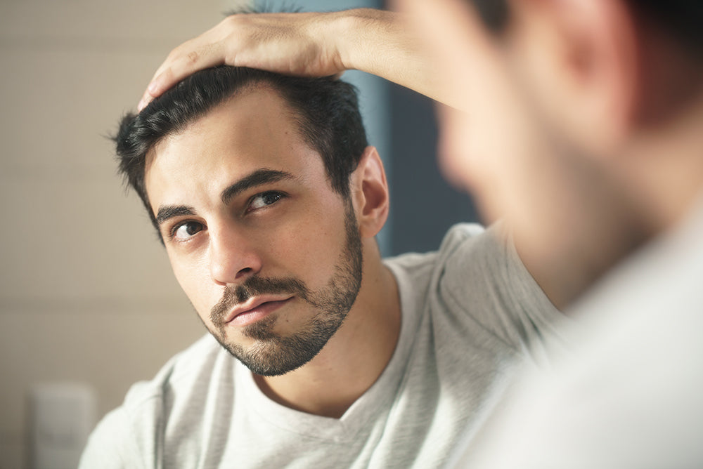 vitamins and minerals for male hair