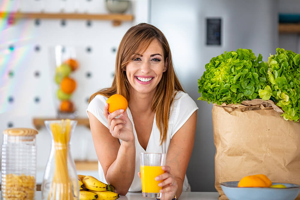 vitamins helps to improve skin complexion