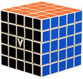 V-cube 5 professorterning 5x5