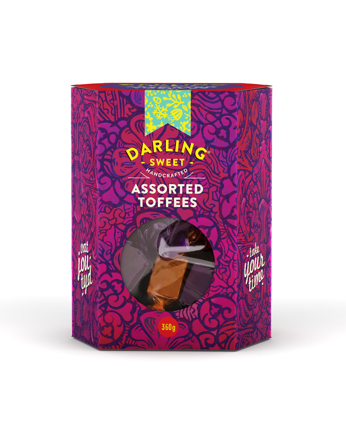 360g Assorted Toffees