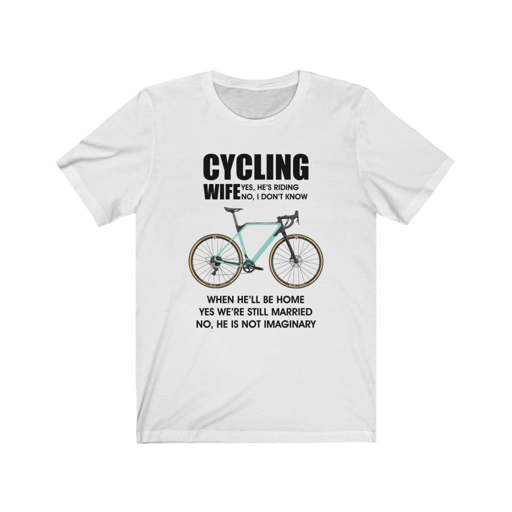 CYCLING WIFE T-Shirt