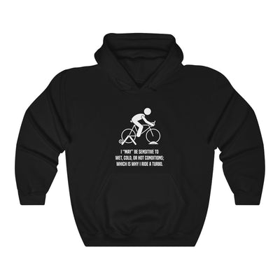 RIDE INSIDE HOODY