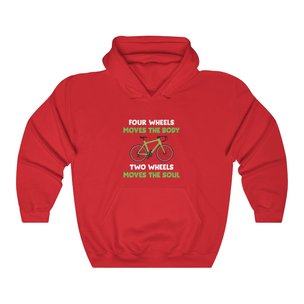 TWO WHEELS - HOODY