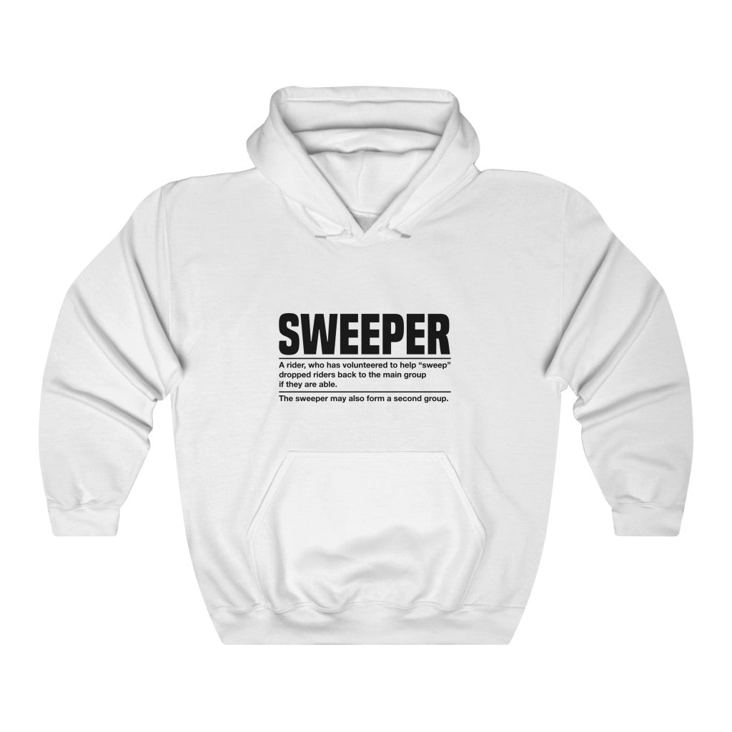SWEEPER HOODY