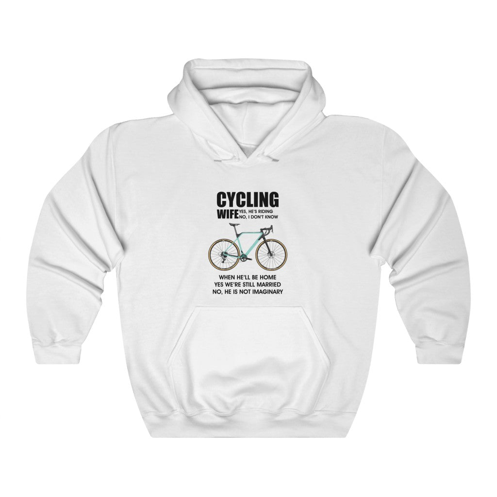 CYCLING WIFE HOODY