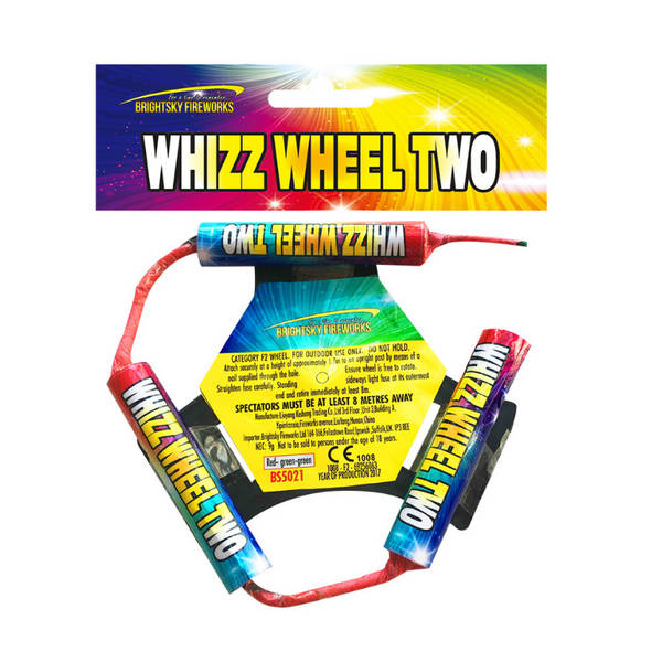 Whizz Wheel Two