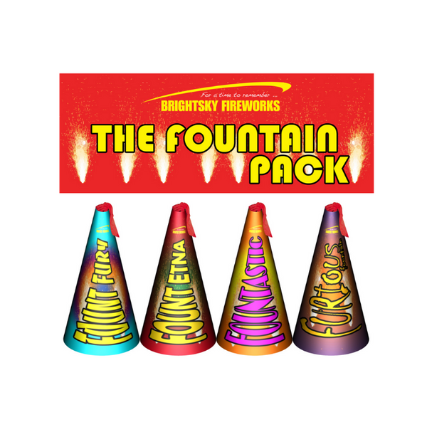The Fountain Pack