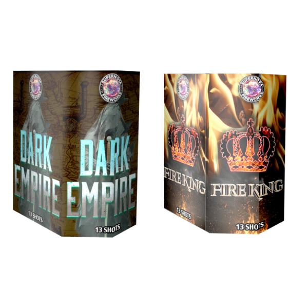 Fire King & Dark Empire