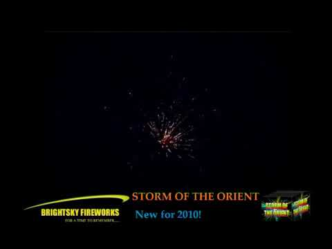 Storm Of The Orient