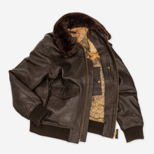 Load image into Gallery viewer, G1 Leather Jacket