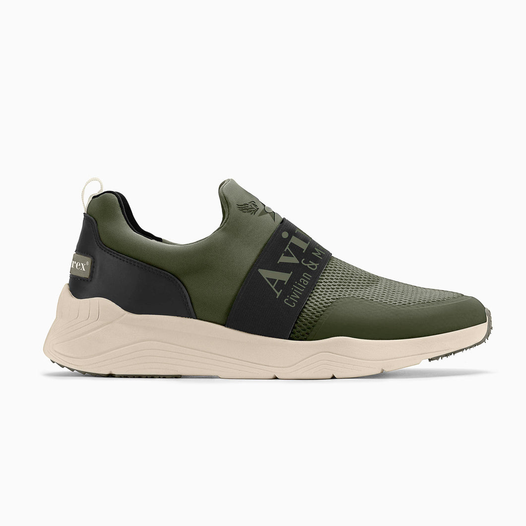 Jacob Sneakers in Military