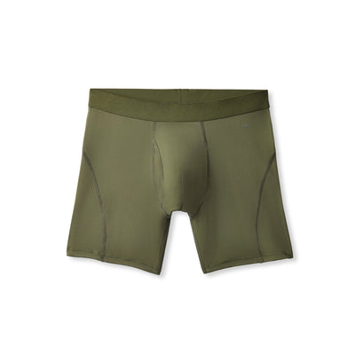 Tilley Everything Functional Boxer Brief in Army Green