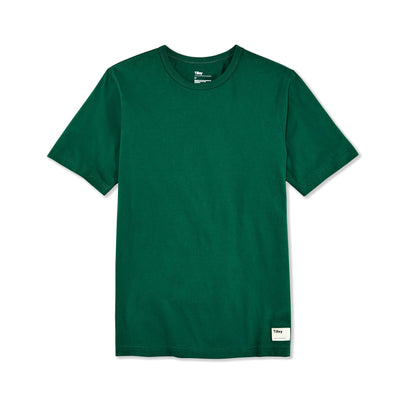 Tilley Men's Crewneck T-Shirt in Green