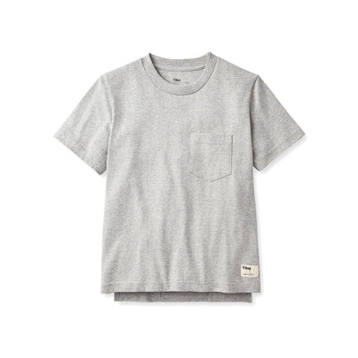 Tilley Women's Jersey T-Shirt in Grey Mix