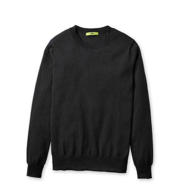 Tilley Women's Extra Fine Crewneck in Black