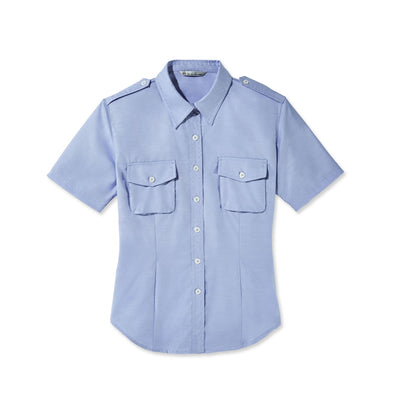 Tilley WF72 Urban Safari Shirt in Blue