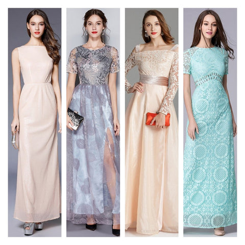 formal dresses collection