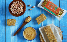 Load image into Gallery viewer, Peanut Butter Crunch Granola Bar