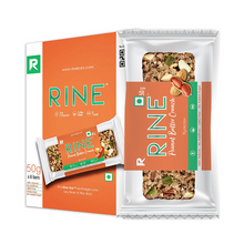 Load image into Gallery viewer, Peanut Butter Crunch Granola Bar (6 bars x 50gm each)