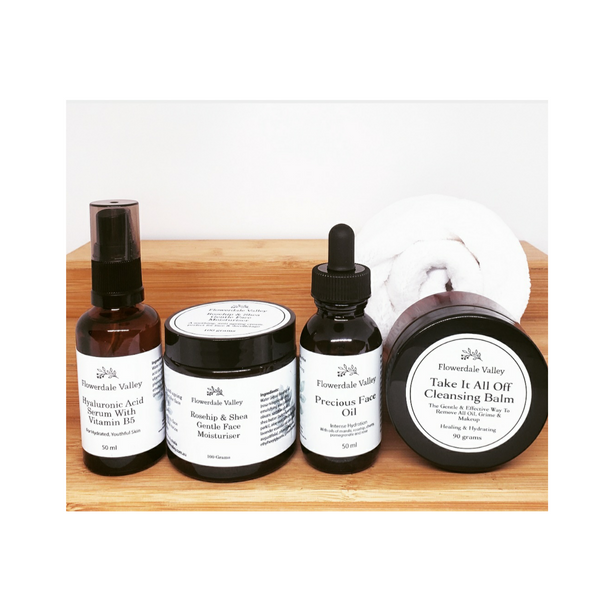 A Fresh Start skincare routine Bundle