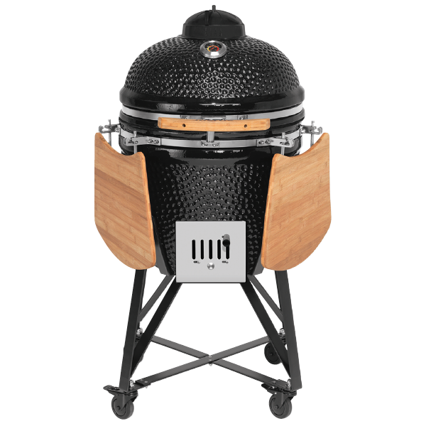 Justus - Gartengrill - Black J'egg Duo XL