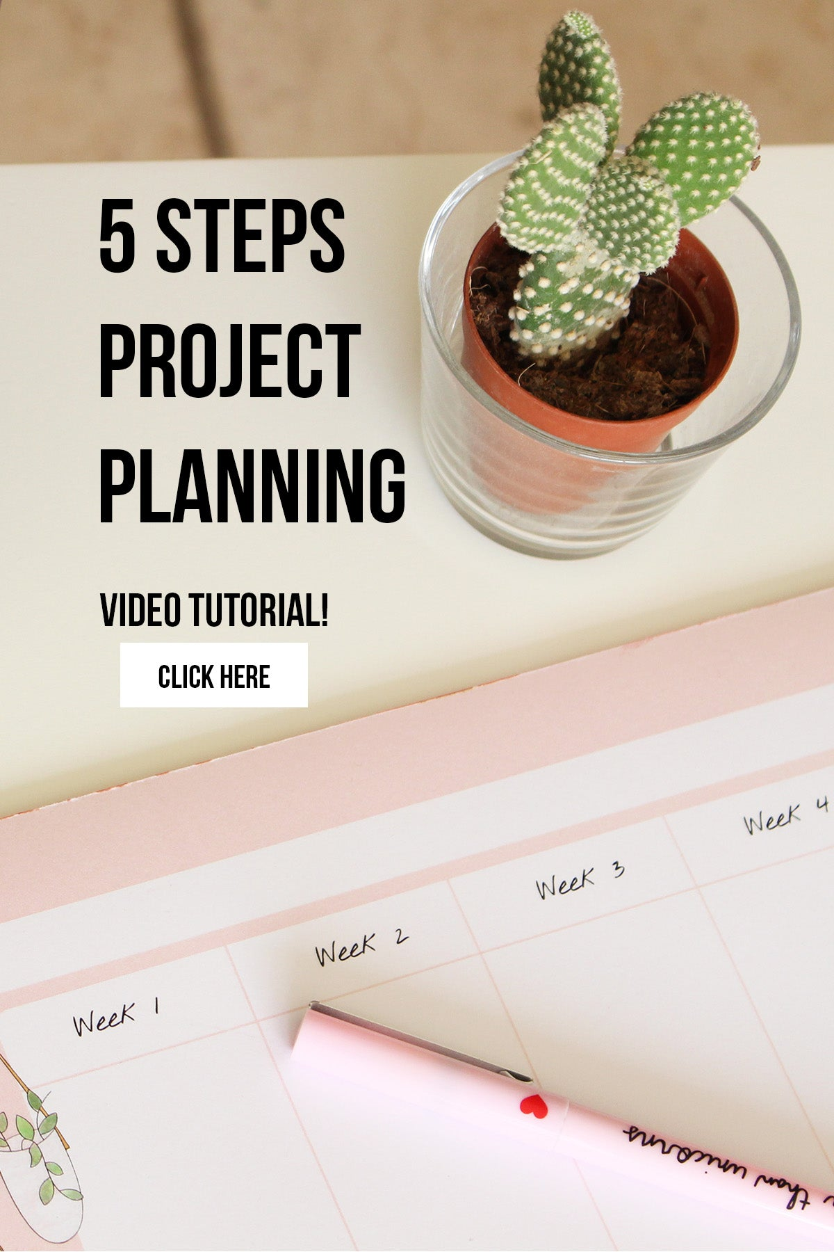 Project Planning Tutorial